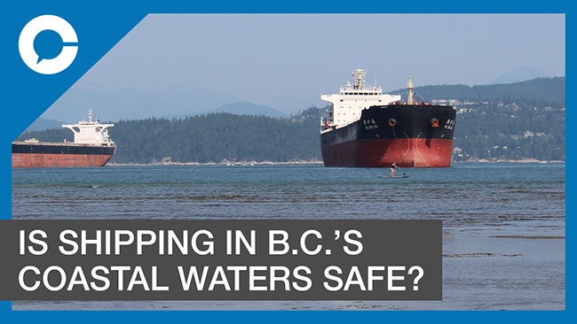 Stu sits down with Robert Lewis-Manning for a conversation about the benefits and risks of shipping along the British Columbia coast.