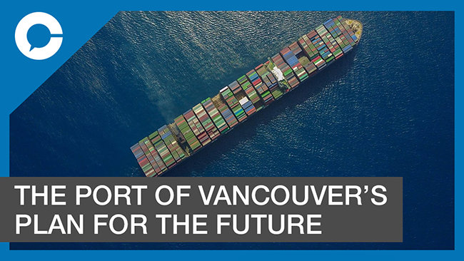 Stu sits down with Duncan Wilson of the Port of Vancouver for a conversation about how the port`s plans for the future are within its rights and jurisdictions.
