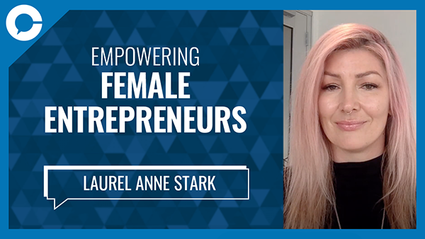 Stu sits down with Laurel Anne Stark for a conversation about the challenges and opportunities for female entrepreneurs.