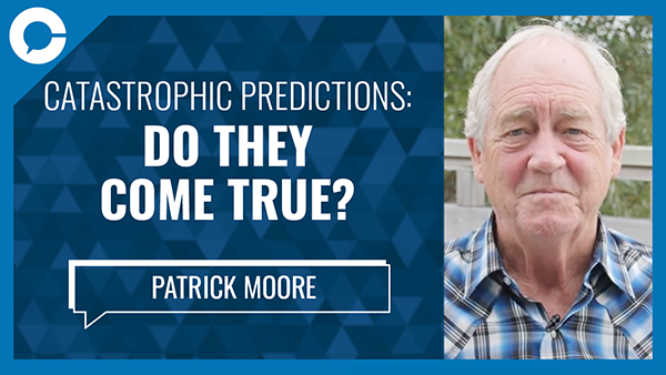 A conversation about the value of predictions.