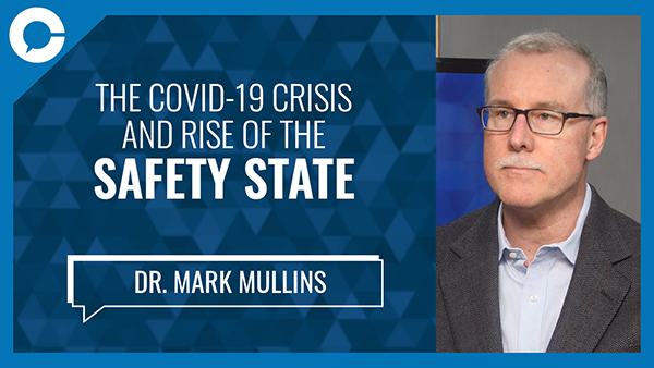 Stu sits down with Dr. Mark Mullins to join us for a conversation about the shape of our world during and after COVID-19.