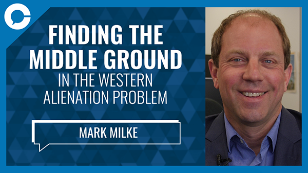 Stu sits down with Mark Milke to get a sense of why western Canada often feels left out of the national picture.