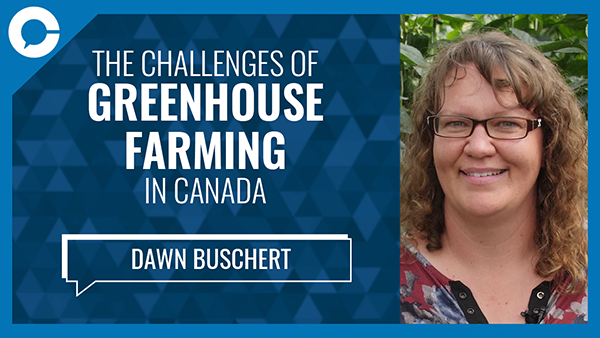 Stu sits down with Dawn Buschert for a conversation about why we must figure out how to make greenhouse farming more efficient and cost-effective.